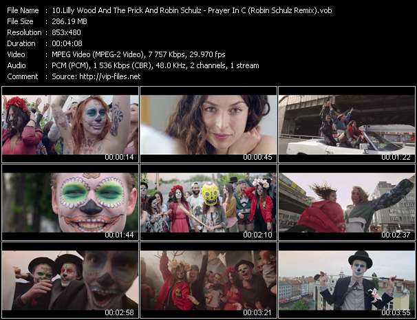 Lilly Wood And The Prick And Robin Schulz video screenshot