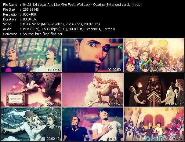 Dimitri Vegas And Like Mike Feat. Wolfpack video screenshot