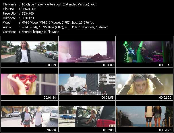 Clyde Trevor video screenshot