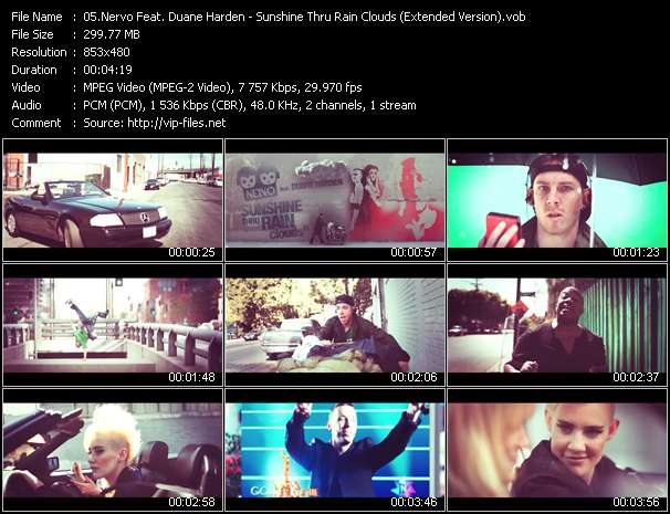 Nervo Feat. Duane Harden video screenshot