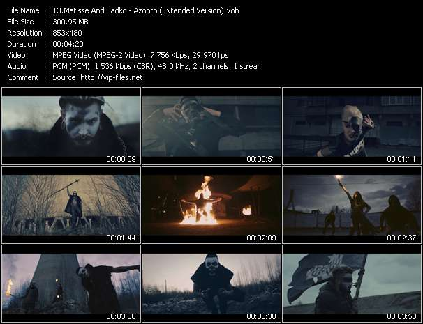 Matisse And Sadko video screenshot