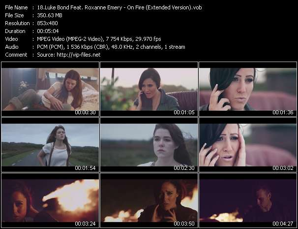 Luke Bond Feat. Roxanne Emery video screenshot
