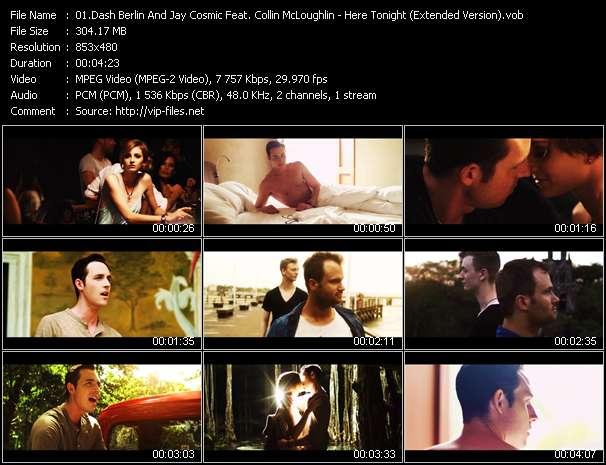 Dash Berlin And Jay Cosmic Feat. Collin McLoughlin video screenshot