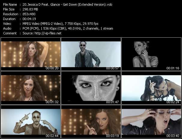 Jessica D Feat. Glance video screenshot