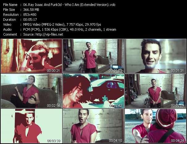 Ray Isaac And Funk3d video screenshot