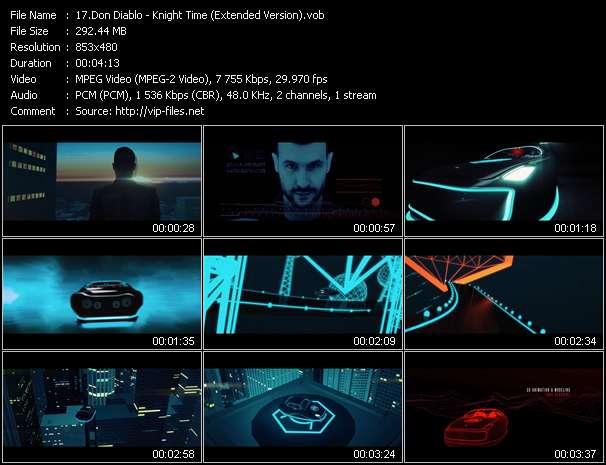Don Diablo video screenshot