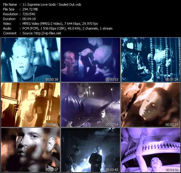 Supreme Love Gods video screenshot