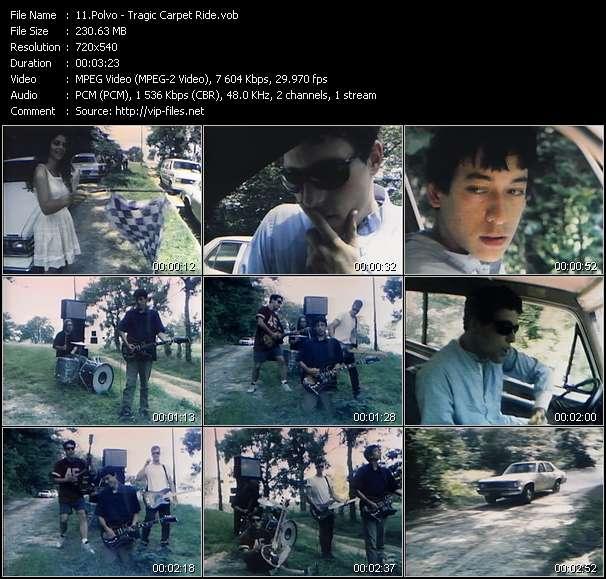 Polvo video screenshot