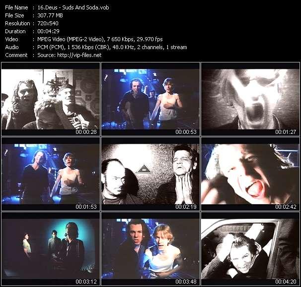 Deus video screenshot