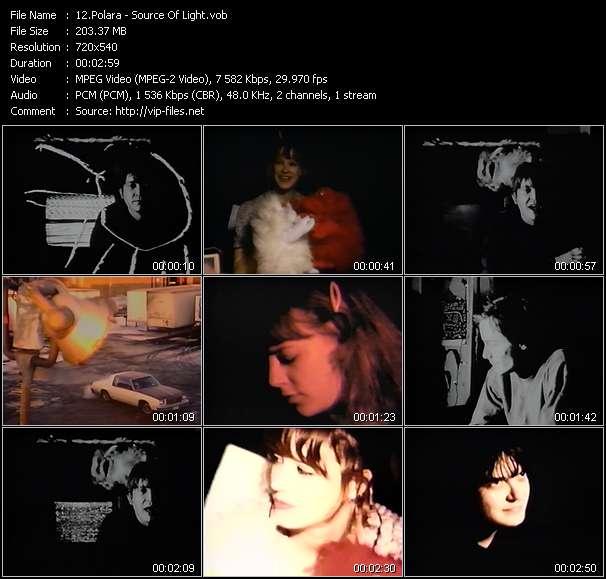 Polara video screenshot