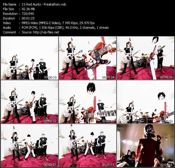 Red Aunts video screenshot