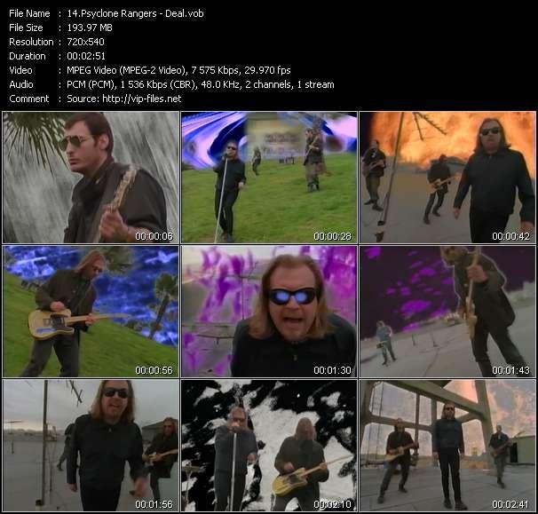 Psyclone Rangers video screenshot