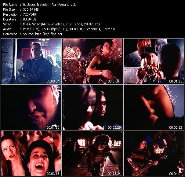 Blues Traveler video screenshot
