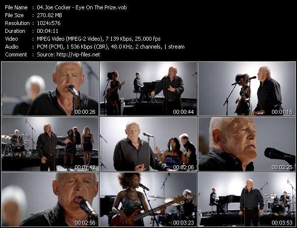 Joe Cocker video screenshot