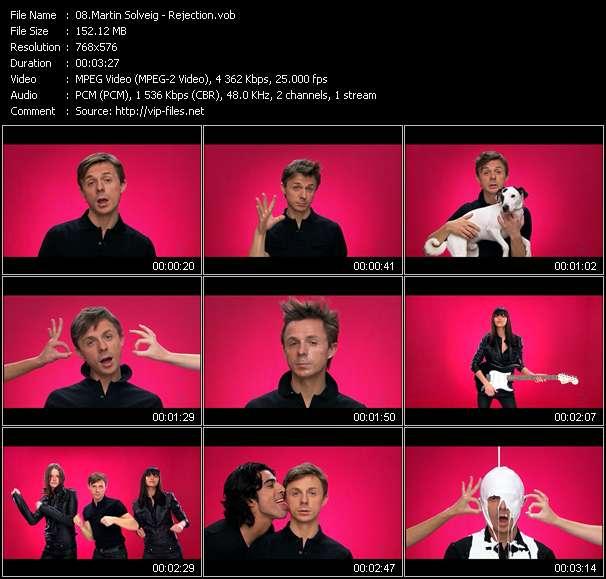 Martin Solveig video screenshot