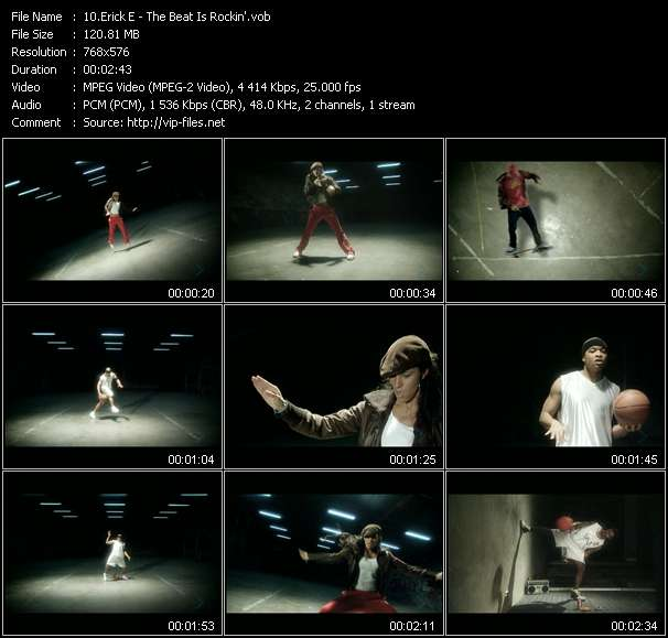 Erick E video screenshot