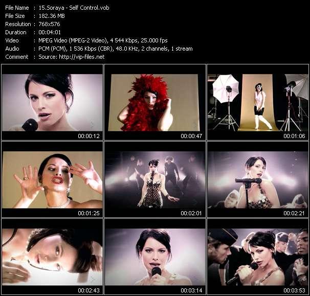Soraya video screenshot