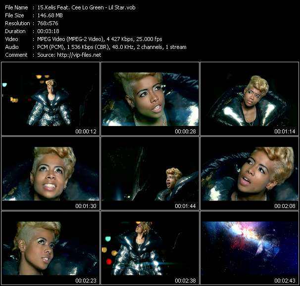 Kelis Feat. Cee Lo Green video screenshot