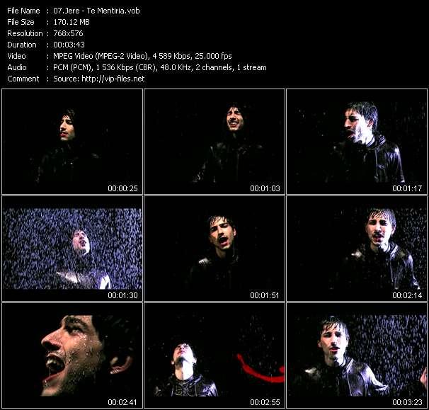 Jere video screenshot