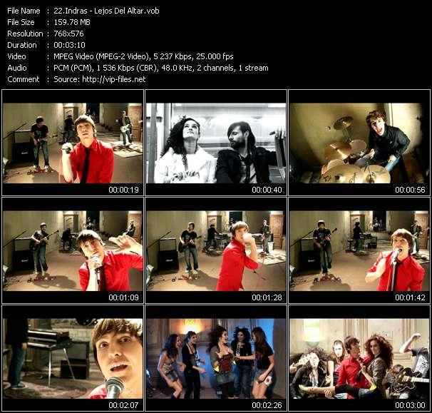 Indras video screenshot