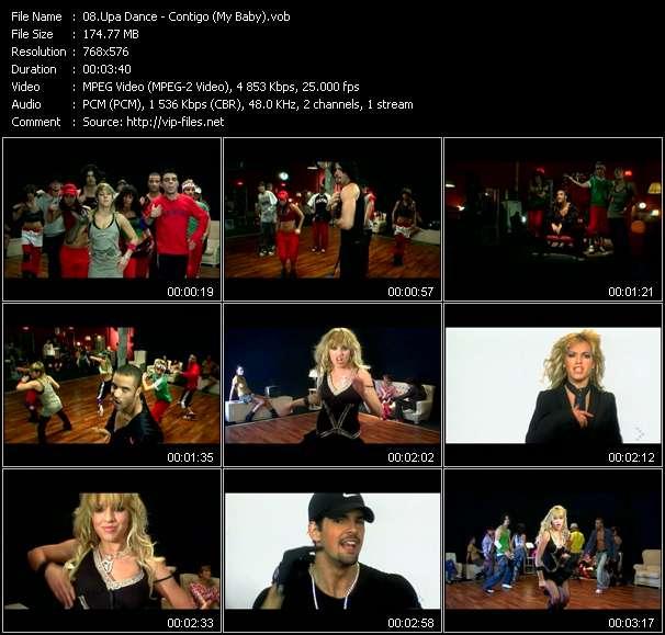Upa Dance video screenshot