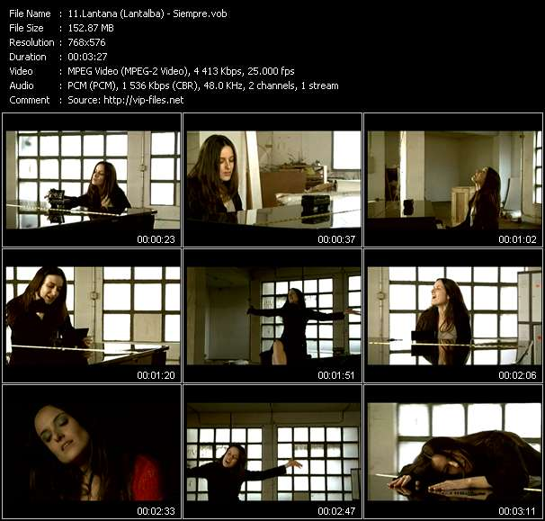 Lantana (Lantalba) video screenshot