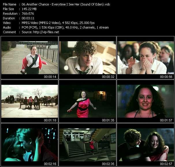 Another Chance video screenshot