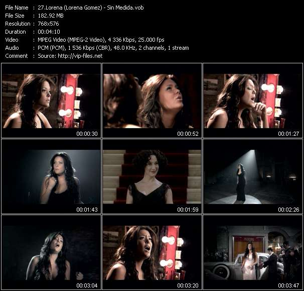 Lorena (Lorena Gomez) video screenshot