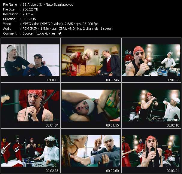 Art. 31 video screenshot