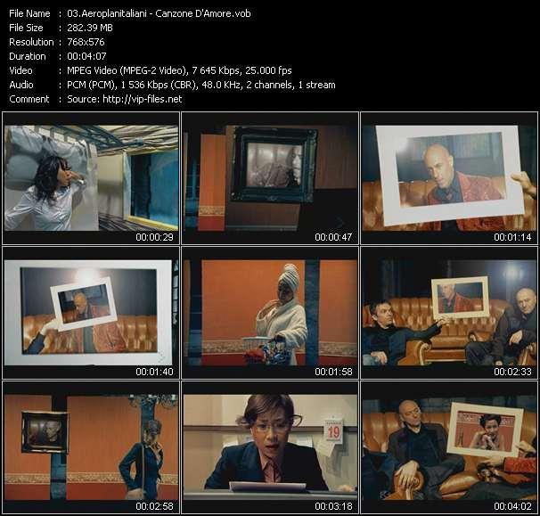 Aeroplanitaliani video screenshot