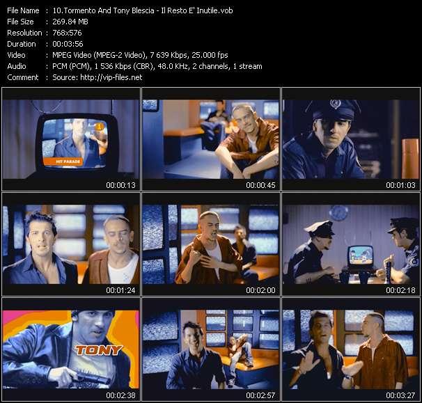 Tormento And Tony Blescia video screenshot
