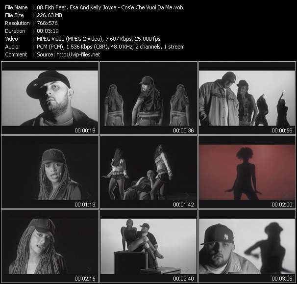 Fish Feat. Esa And Kelly Joyce video screenshot