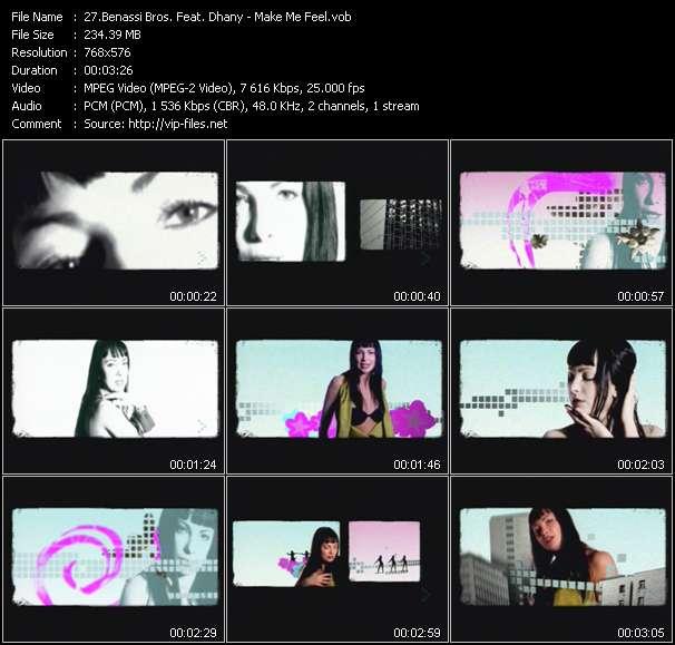 Benassi Bros. Feat. Dhany video screenshot