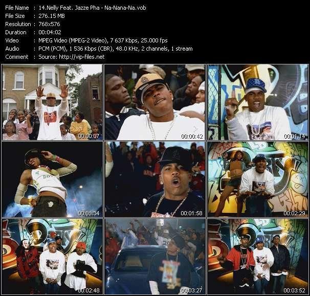 Nelly Feat. Jazze Pha video screenshot