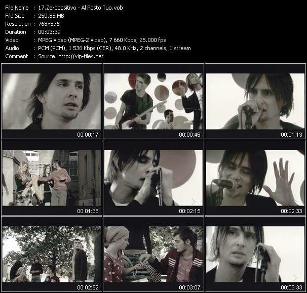 Zeropositivo video screenshot