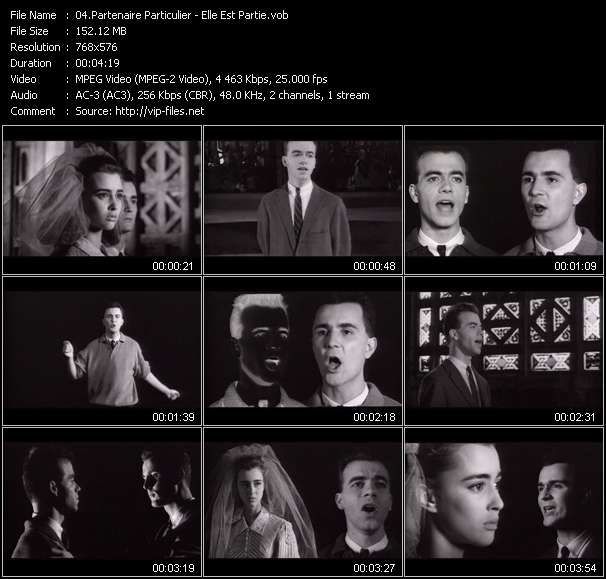 Partenaire Particulier video screenshot