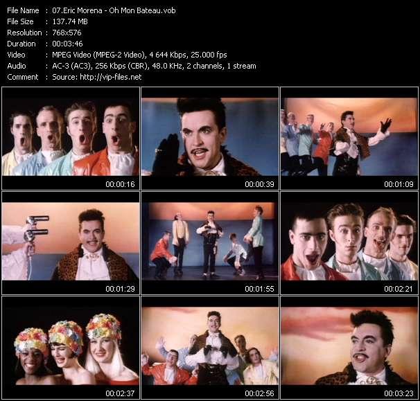 Eric Morena video screenshot