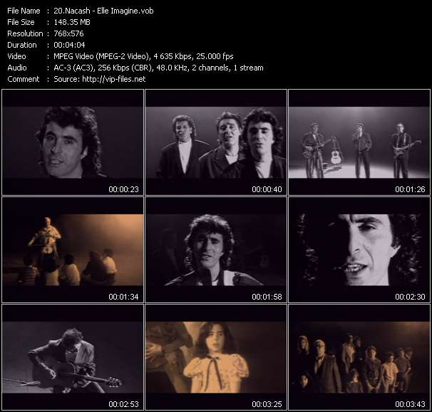 Nacash video screenshot