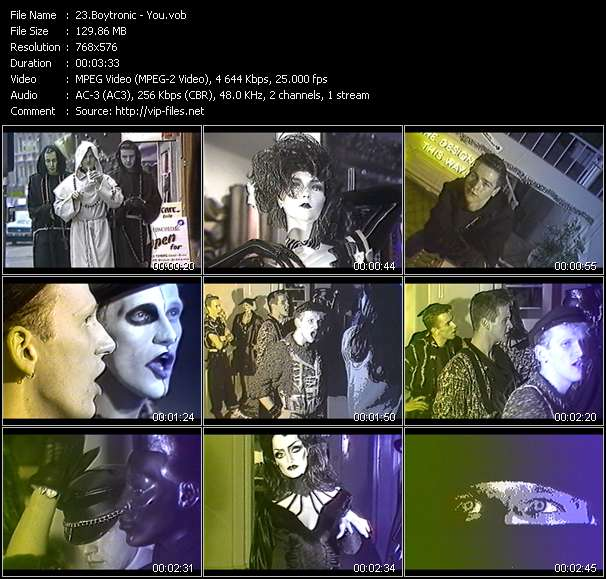 Boytronic video screenshot