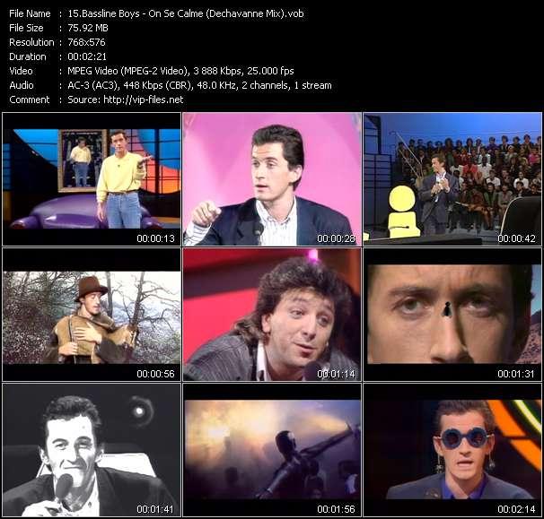 Bassline Boys video screenshot