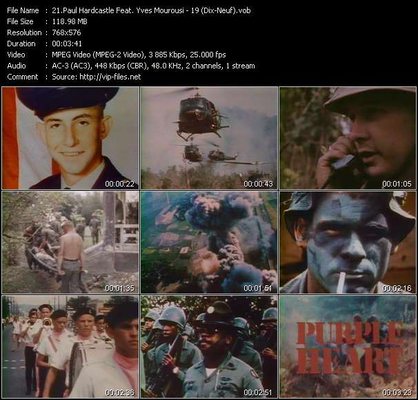 Paul Hardcastle Feat. Yves Mourousi video screenshot