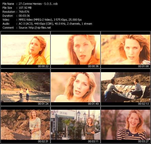 Corinne Hermes video screenshot