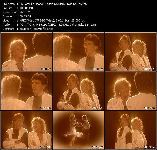 Peter Et Sloane video screenshot