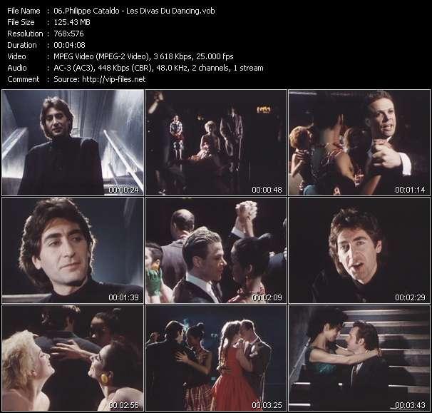 Philippe Cataldo video screenshot