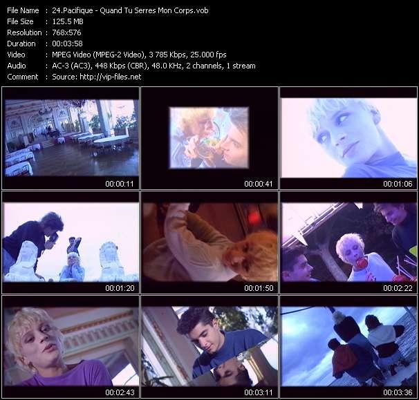 Pacifique video screenshot