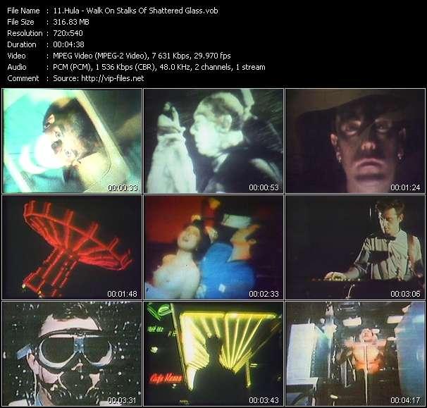 Hula video screenshot