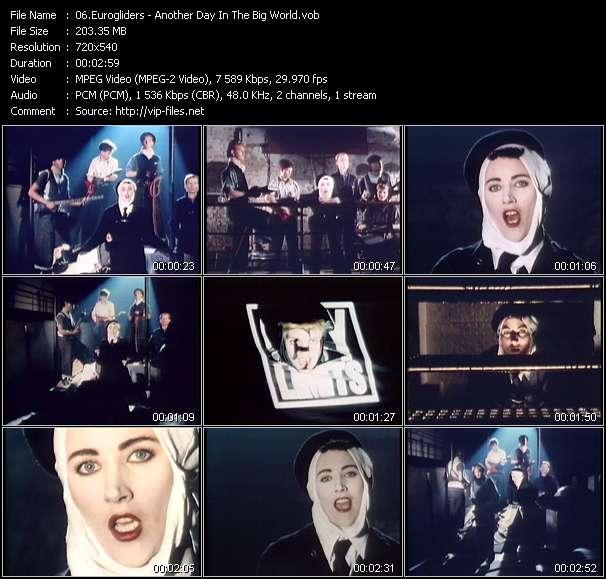Eurogliders video screenshot