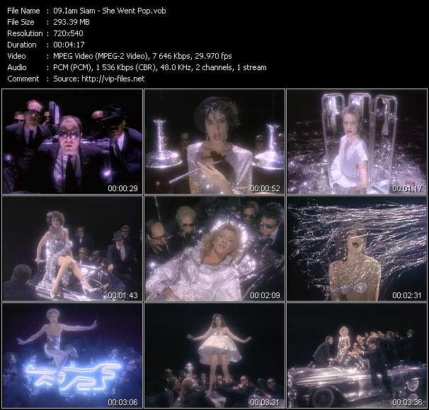 Iam Siam video screenshot