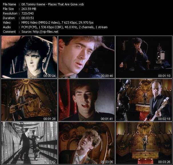 Tommy Keene video screenshot