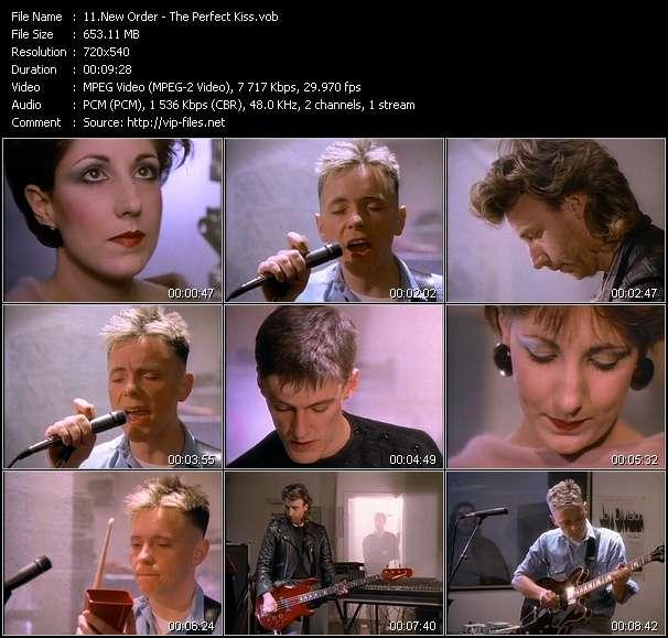 New Order video screenshot